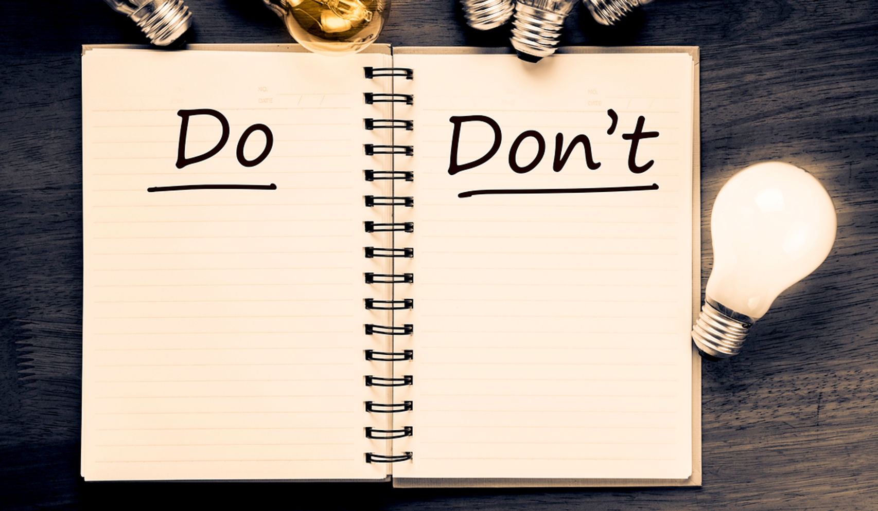 Top 10 Do's and Don'ts in Online Education