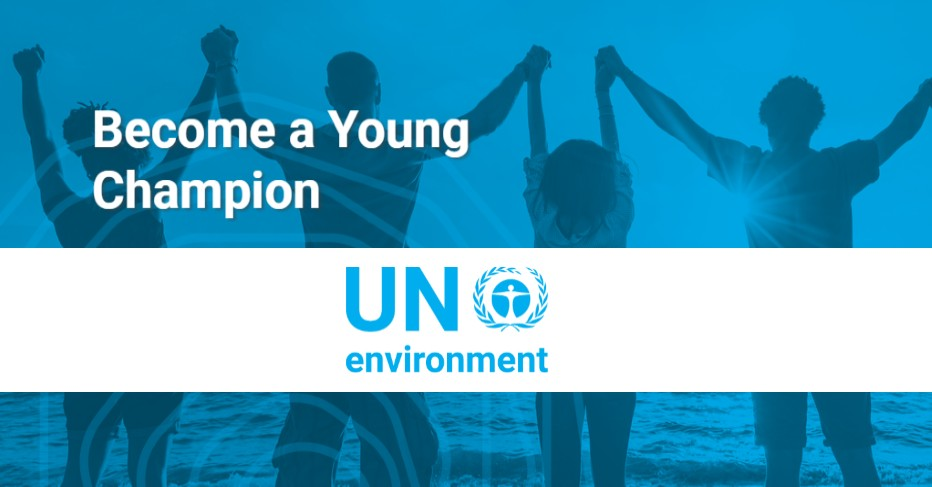 United Nations Environment Programme (UNEP) Young Champions of the Earth 2020 (US$15,000 in seed funding)