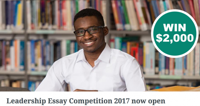 UONGOZI Institute Leadership Essay Competition 2017