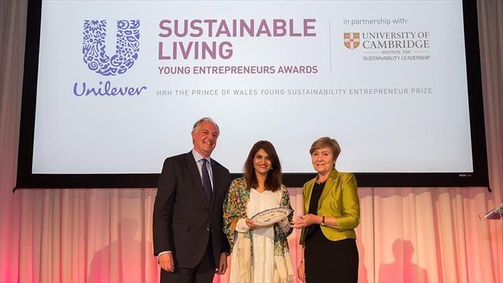 Unilever Young Entrepreneurs Awards 2017 (Win €50,000 Cash)