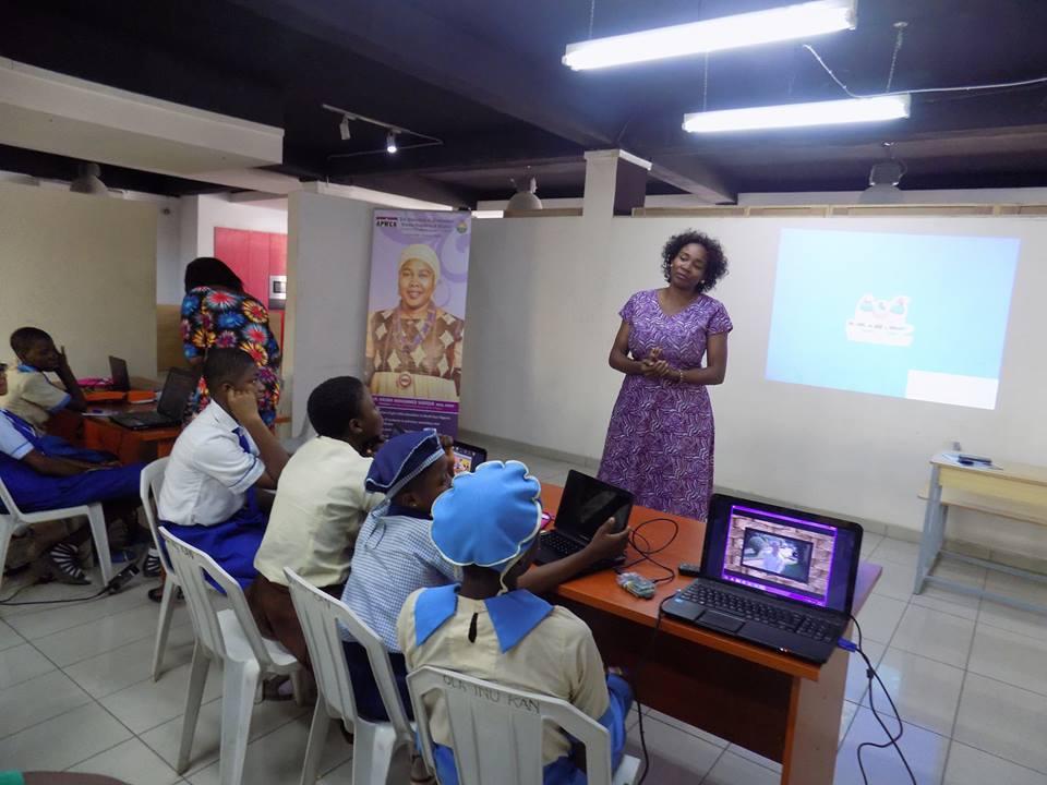 WAAW Foundation STEM Teachers Training 2017 in Nigeria