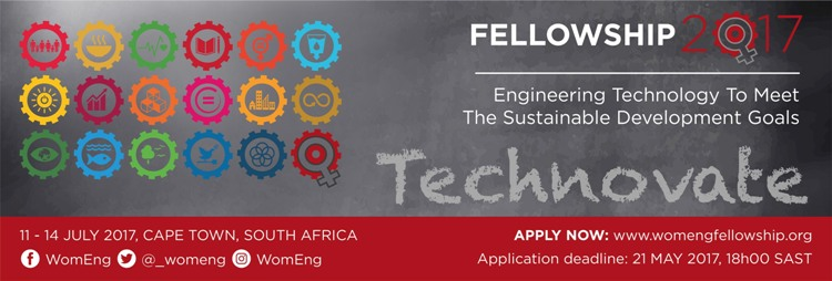 Women in Engineering Fellowship Program 2017 (Funded)