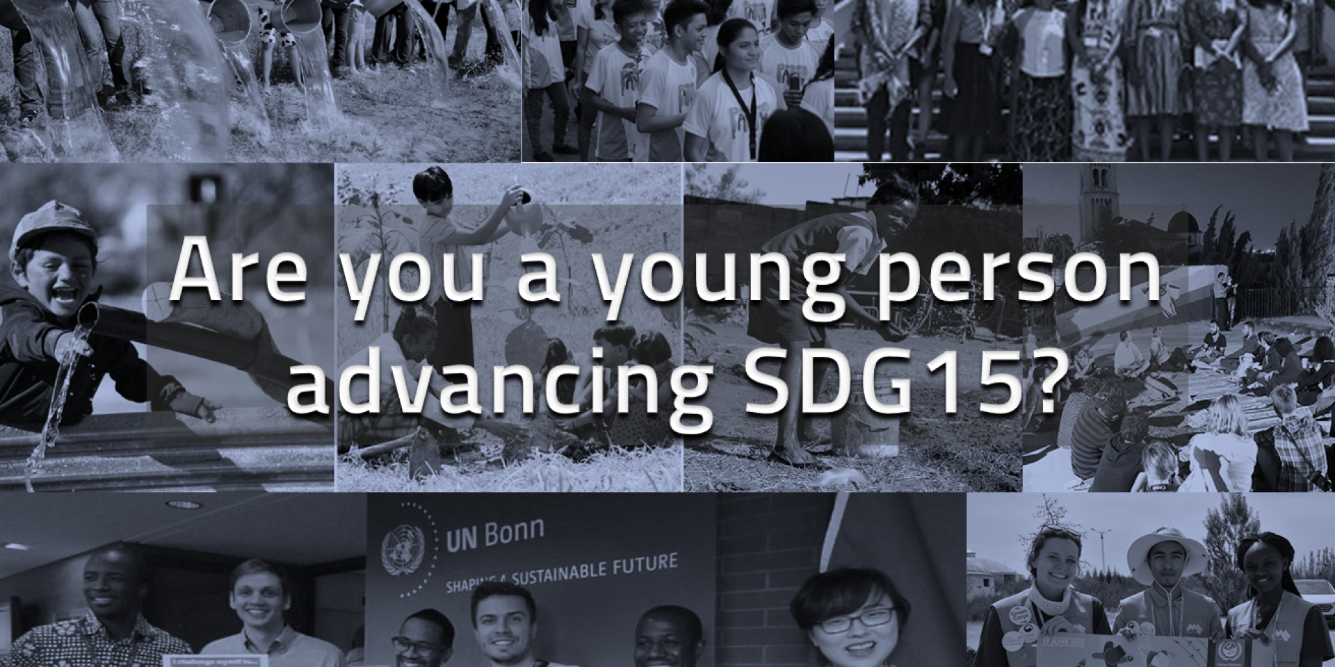 Apply to speak at the UNCCD COP13 Youth Forum – Ordos, China (Fully-funded)