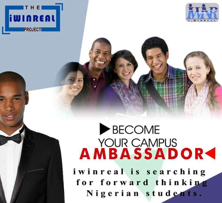 Apply to Become an IwinReal Campus Ambassador