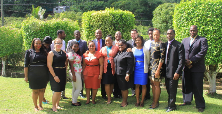Caribbean Youth Leaders' Summit in Jamaica 2017