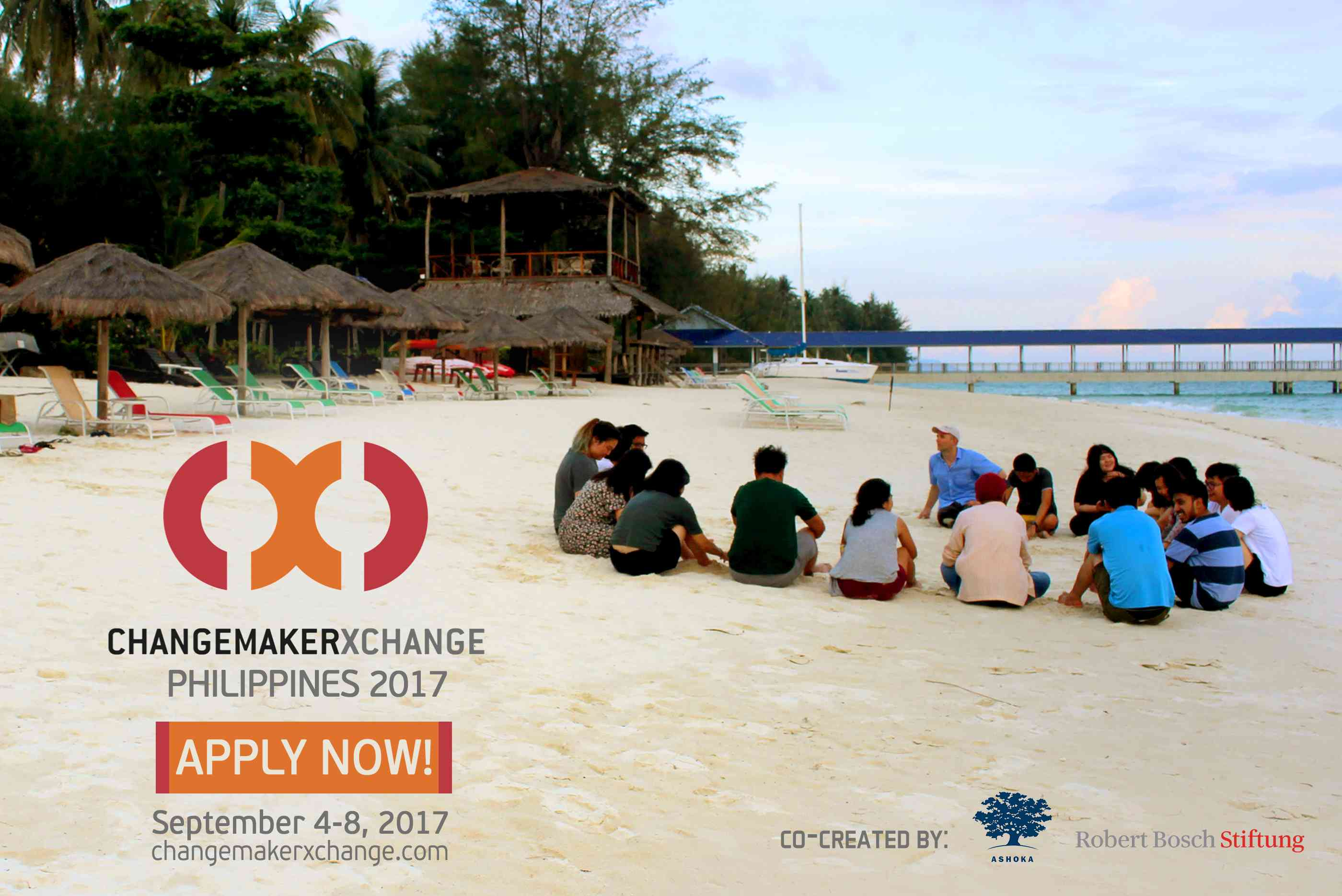 Ashoka ChangemakerXchange Summit Philippines 2017 (Fully Funded)