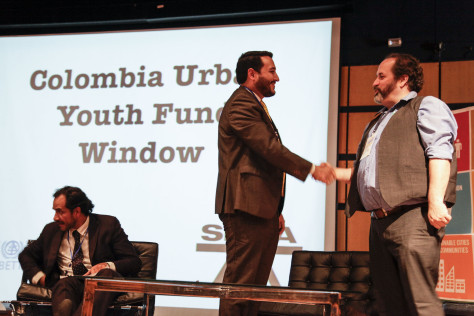 Global Urban Peace Labs: Colombia Urban Youth Fund project