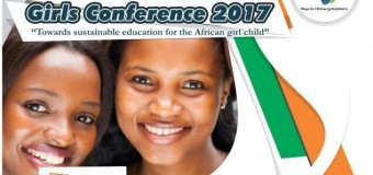 Apply for the HAGi Girls Conference 2017 in Nigeria