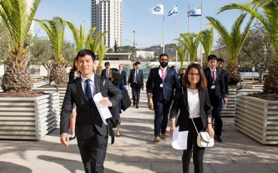 Applications open: Israel-Asia Leaders Fellowship 2017-18