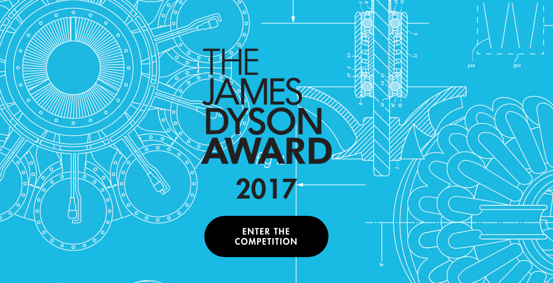 James Dyson Award 2017 (Win up to $40,000 for your Idea)