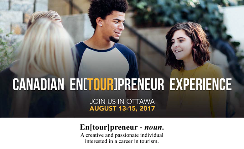 Join the Canadian En[tour]preneur Experience 2017 in Ottawa