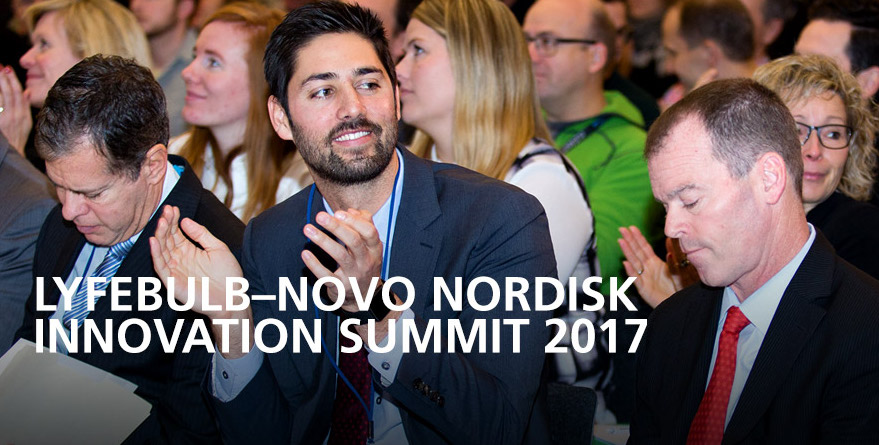 Lyfebulb-Novo Nordisk Innovation Summit & Awards 2017