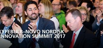 Lyfebulb-Novo Nordisk Innovation Summit & Awards 2017