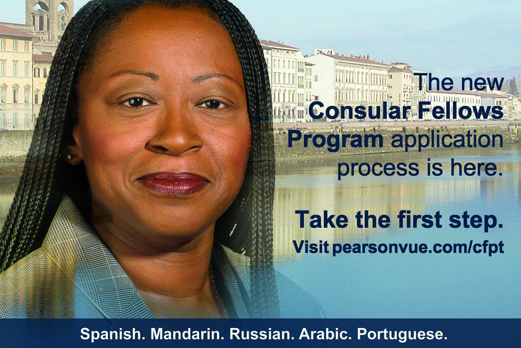U.S. Department of State Consular Fellows Program 2017