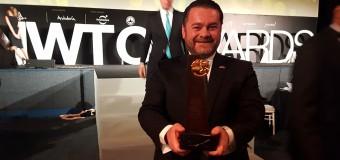United Nations World Tourism Organisation (UNWTO) Ethics Award 2018