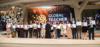 Varkey Foundation Global Teacher Prize 2018 (USD $1 million for Winner)