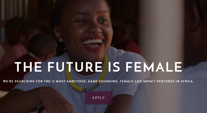 Y-HER Africa Accelerator Program for Female Entrepreneurs 2017