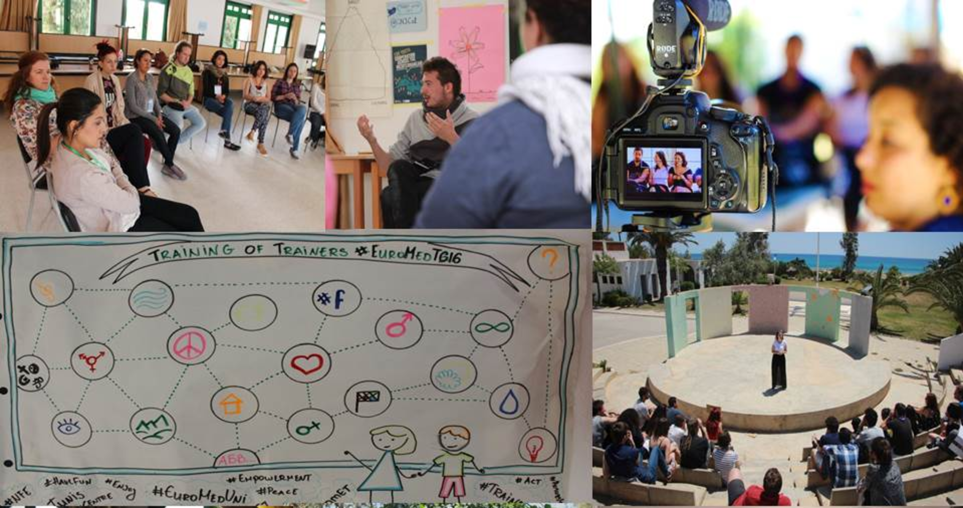 Apply: 7th Global Education and Youth Training Course – Mollina, Spain (Fully funded)