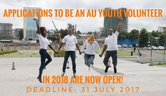 African Union Youth Volunteering Program 2018