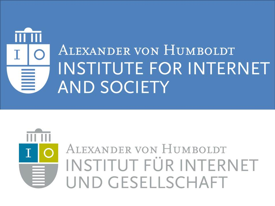 Alexander von Humboldt Institute for Internet and Society Fellowship 2018