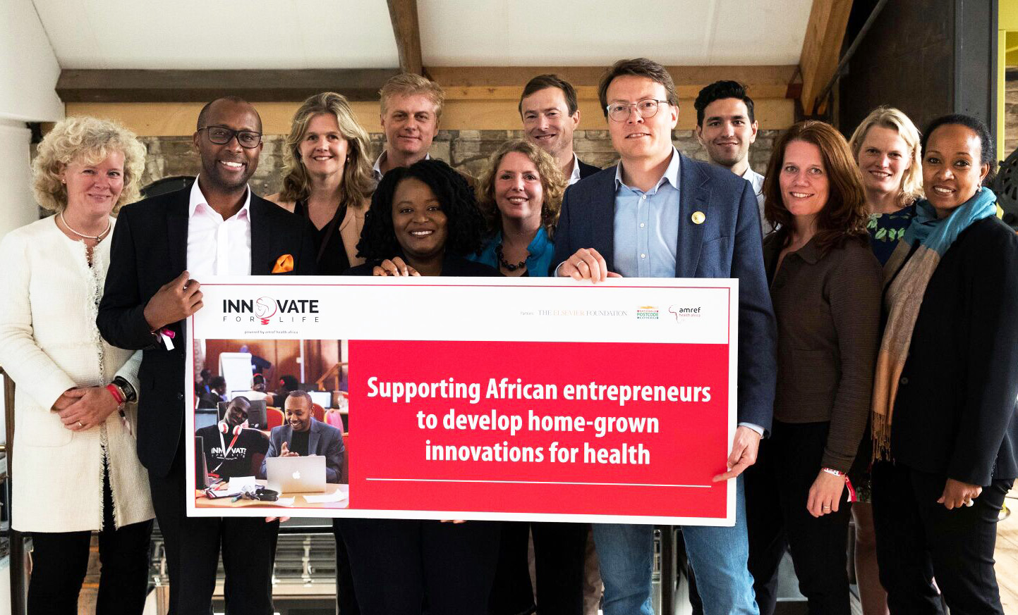 Amref Health Africa Innovate for Life Fund 2017