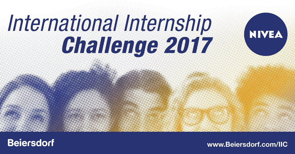 Beiersdorf International Internship Challenge 2017