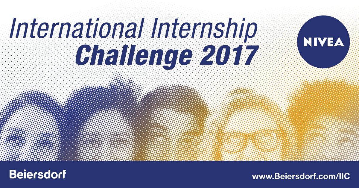 Beiersdorf International Internship Challenge 2017
