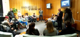 CUNY Graduate School of Journalism Resilience Fellowship 2017