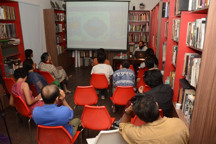 Foundation for India Contemporary Art Public Art Grant 2017