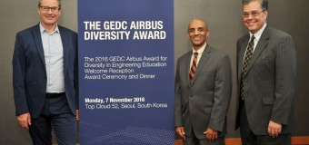 GEDC Airbus Award for Diversity in Engineering Education 2017