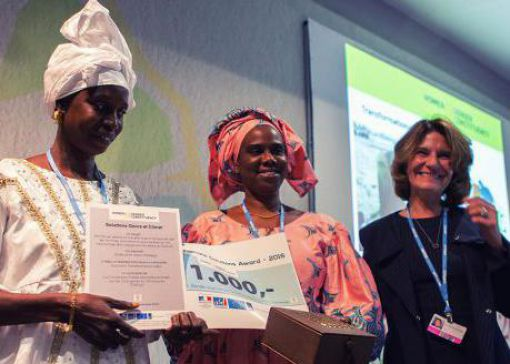 Gender Just Climate Solutions Award 2017 (Grant of 2000 Euros + more)