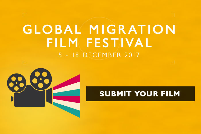 Global Migration Film Festival for Filmmakers 2017