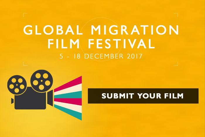 Global Migration Film Festival for Filmmakers 2017