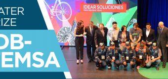 IDB-FEMSA Water and Sanitation Award 2017