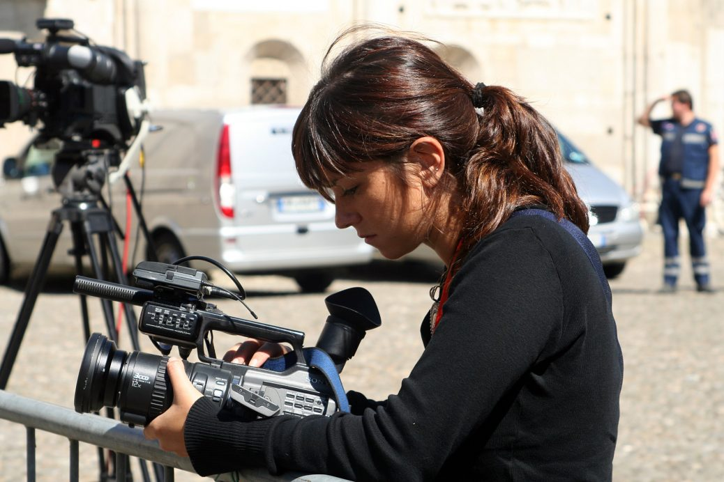 IWMF Howard G. Buffett Fund for Women Journalists 2021