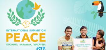 Attend JCI's International Summit on Peace in Malaysia 2017