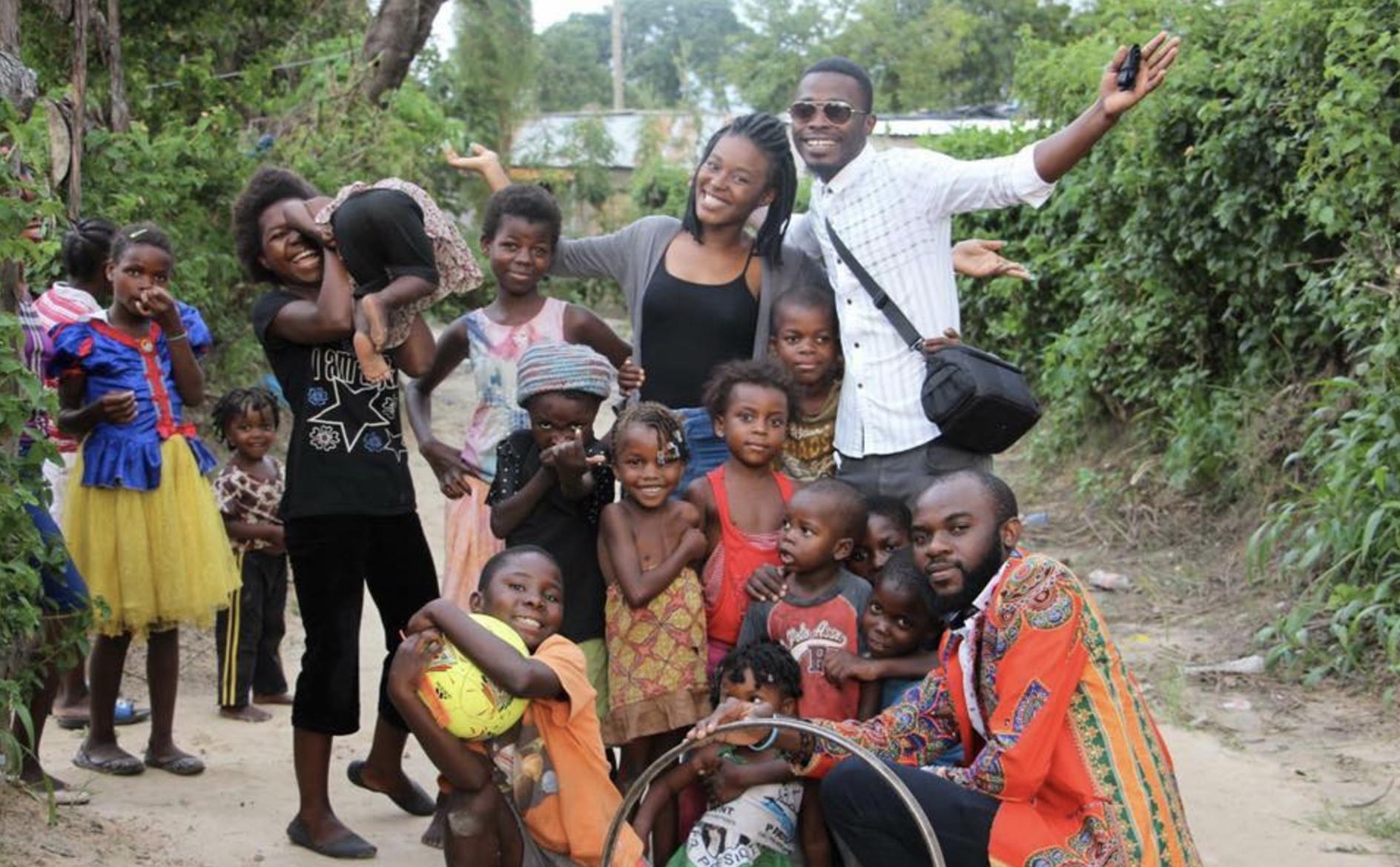 OD Success Story – Ngosa Kulula selected for Global Youth Summit 2017