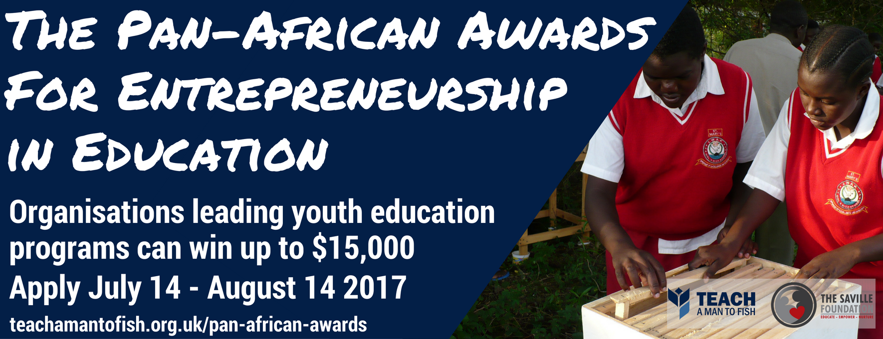 Pan-African Awards for Entrepreneurship in Education 2017