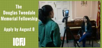 The Douglas Tweedale Memorial Fellowship 2017 for Latin American journalists