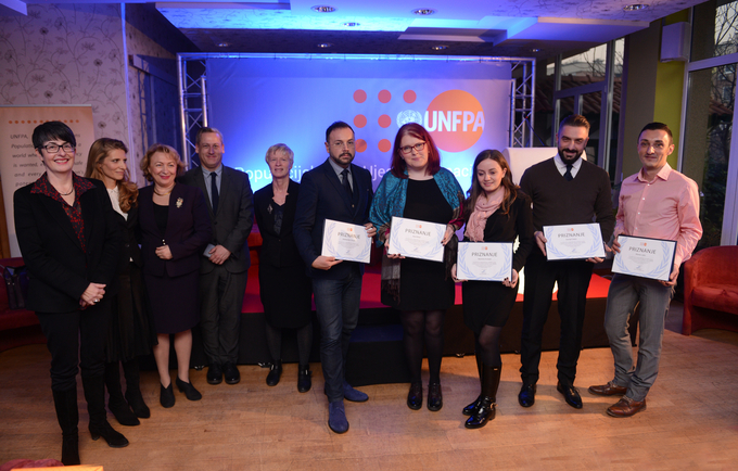 UNFPA Bosnia and Herzegovina Award 2017