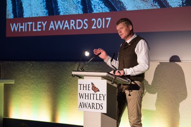 Apply for the WFN Whitley Awards 2018 (Worth £40,000 GBP)