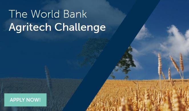 World Bank Agritech Challenge for Kenyans 2017