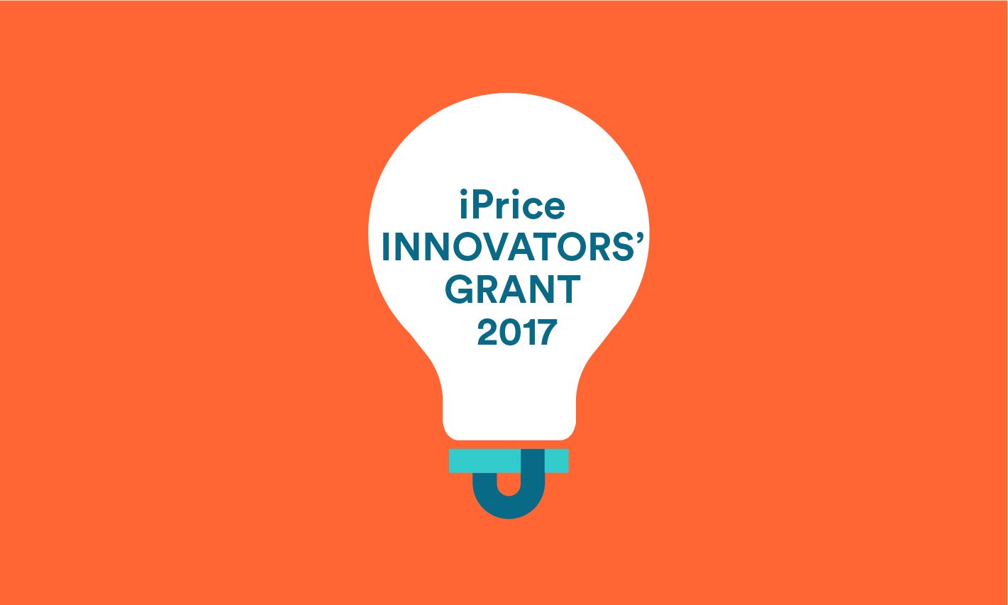Apply for the iPrice Innovators' Grant 2017 (Worth up to USD $ 1,500)