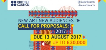 British Council new Art new Audiences (nAnA) Grants 2017