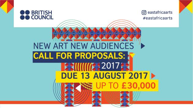 British Council new Art new Audiences (nAnA) Grants 2017