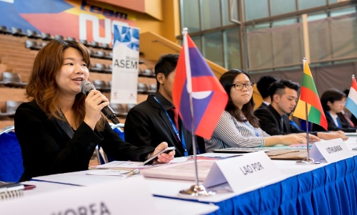 Apply for attend the 8th Model Asia-Europe Meeting (ASEM) in Myanmar (fully-funded)