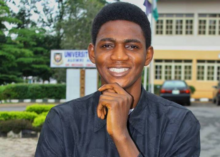 Nigeria's Ayomide Ogundeji Selected to Attend Watson U this Fall!