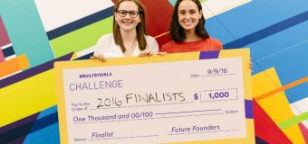 Enter the #BuiltByGirls Challenge 2017 (Winners receive $10,000 + More)