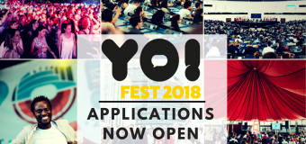 Call for Partners: YO!fest 2018 at European Youth Event in Strasbourg