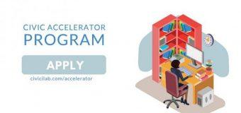 Civic Innovation Lab Acceleration Program for Start-ups 2017